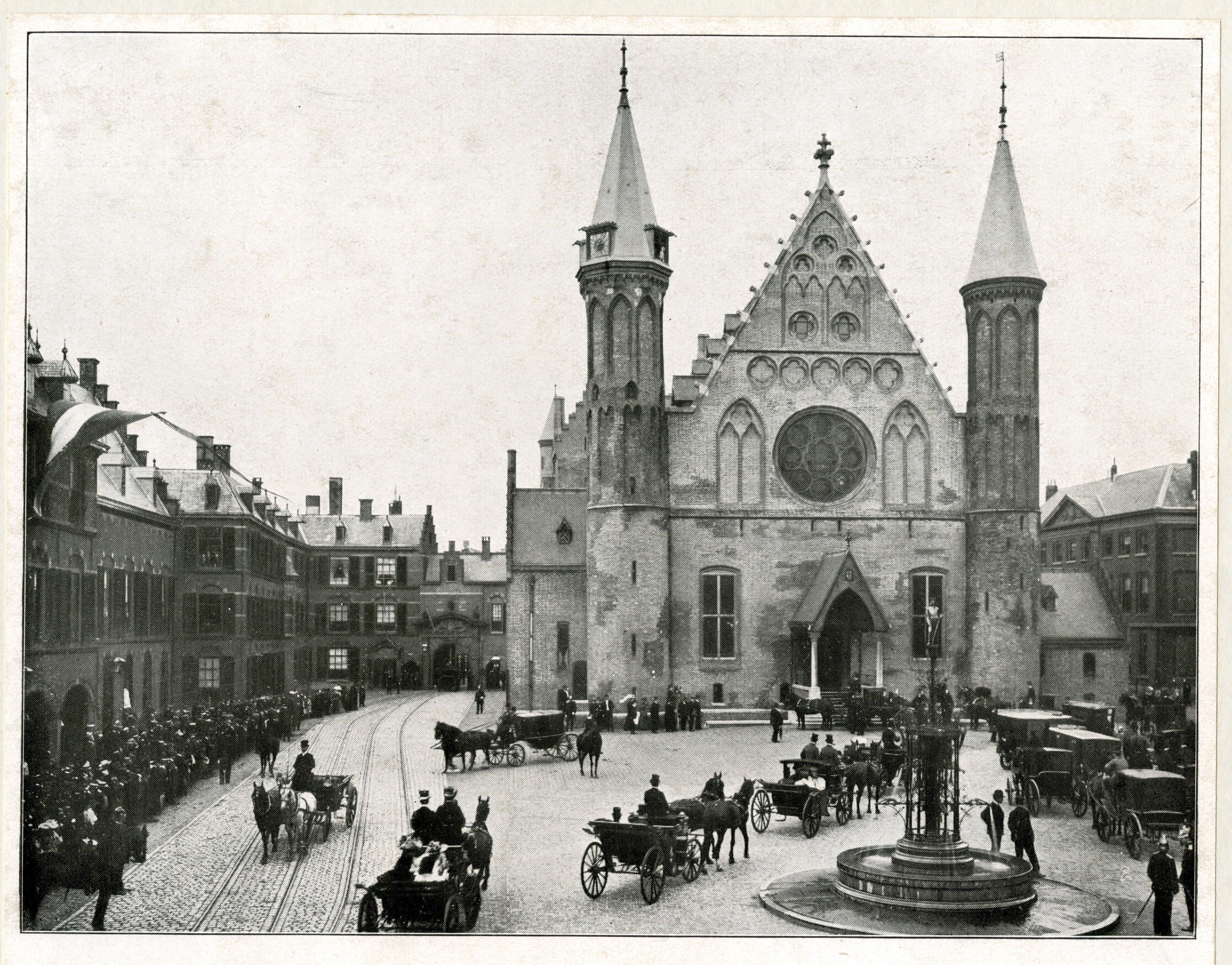statengeneraal de ridderzaal